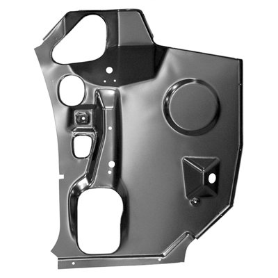 CPP Goodmark Cowl Panel for 1968-1970 Dodge Charger, Coronet, Plymouth Belvedere GMK213238568R Dodge Charger Cowl Hood