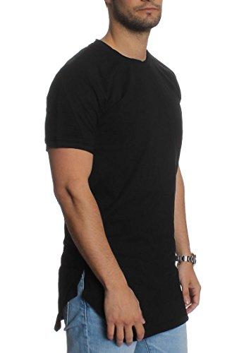 Project X Paris Oversize T-Shirt Men 88161115 Schwarz