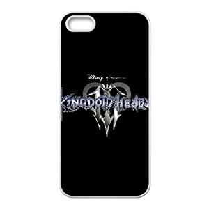 iPhone 5,5S phone cases White Kingdom Hearts AH452450