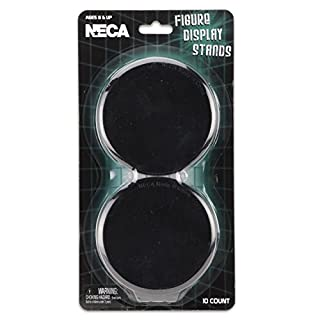 NECA Figure Display Stands 10 Pack for 6-8 inch Figures
