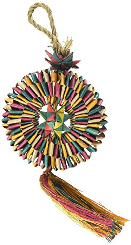 Rosewood Pet 22304 Woven Wonders Tire Shredder Small/Medium Bird Toy