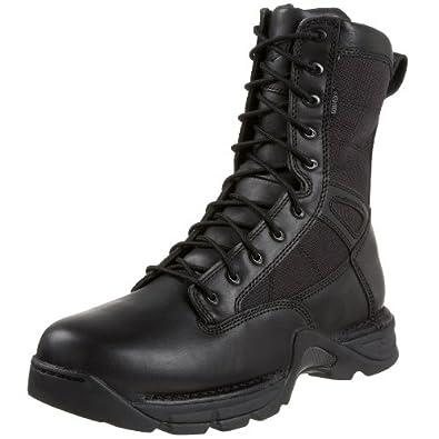 Amazon.com: Danner Men's Striker II GTX Uniform Boot,Black,8 EE US ...