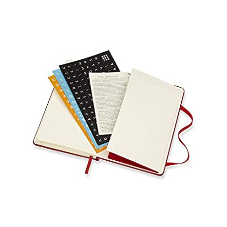 Amazon.com: Moleskine 2018-2019 - Cuaderno semanal, tapa ...