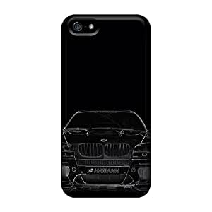 Pollary Slim Fit Tpu Protector AWu2063GgVC Shock Absorbent Bumper Case For Iphone 5/5s