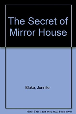 book cover of The Secret of Mirror House