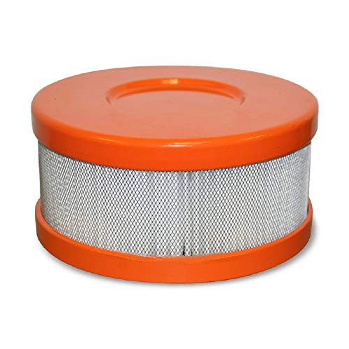 Stunning AirFiltration.ca Amaircare HEPA Snap On - ROOMAID Orange Replacement Filter Cartridge (Single)
