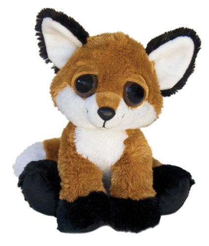 Aurora World Inc 10 inches  Feggan The Fox Dreamy Eyes (Stuffed Fox Animal Aurora)