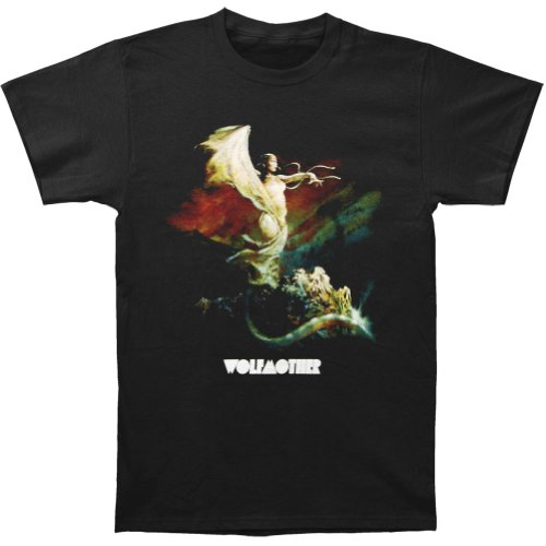 Wolfmother men 39 s album cover t shirt xx large black buy for Amazon review wolf shirt