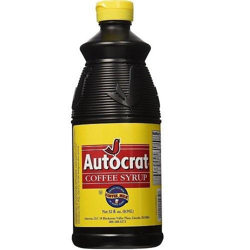 Autocrat Coffee Syrup, 32 oz