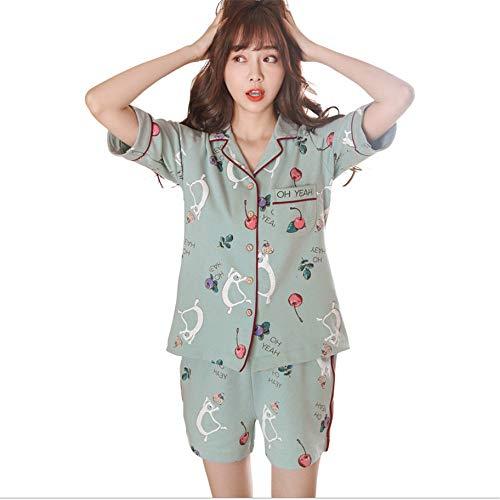 Maniche Coreana Completo Estivo Cardigan Versione Donna In Di Casual Corte Da Del Zybnb Indossare Cotone Pantaloncini A All'esterno Con Risvolto qwTggZE
