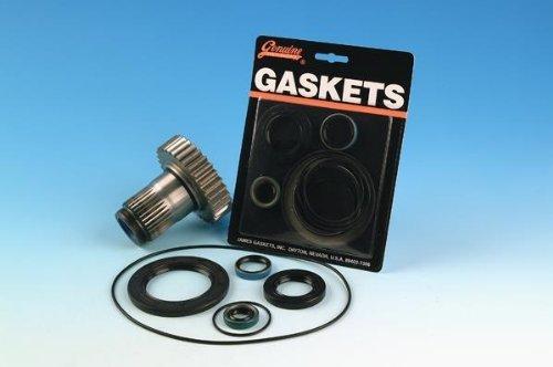 James Gasket Transmission Sprocket Oil Seal Kit - Seal Transmission Oil