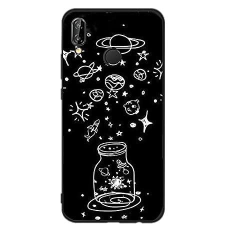 Amazon.com: 1 piece Mobile Case for huawei P10 Llite capa ...