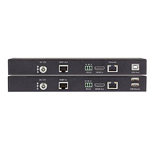 Black Box VX1000 Series Extender Kit - 4K, HDMI, HDBaseT, USB