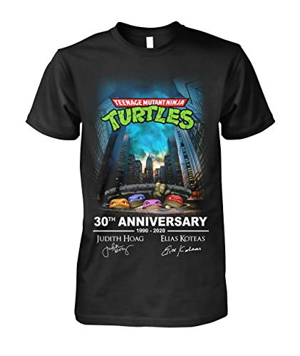 Ninja Turtles Named After (89Fashion USA Turtle Happy 30th Anniversary Teenage T Shirt Mutant Ninja)
