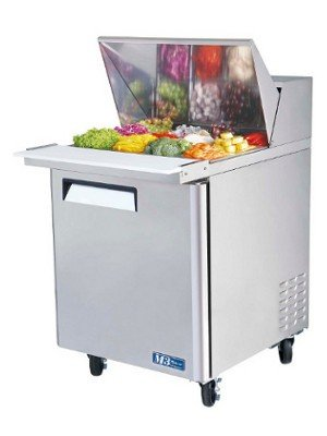 Turbo Air MST-28 Solid Door Sandwich/Salad Unit by Turbo Air