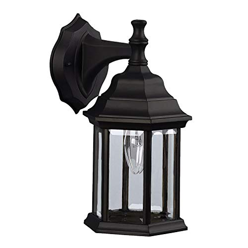 Oil Rubbed Bronze Outdoor Exterior Wall Lantern Light Fixture Sconce -