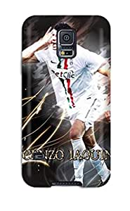 For Kyle Spaulding Galaxy Protective Case, High Quality For Galaxy S5 Vincenzo Iaquinta Skin Case Cover