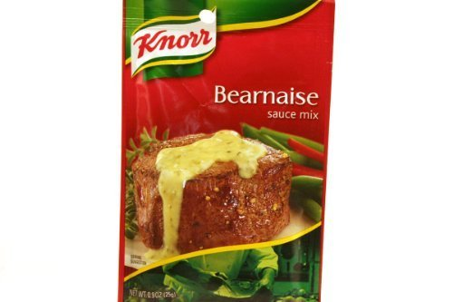 Sauce Mix (Bearnaise) - 0.9oz (Pack of 6) by Knorr