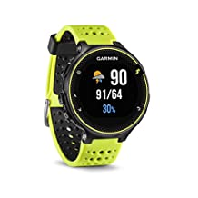 Garmin Forerunner 230 GPS Running Watch, Force Yellow