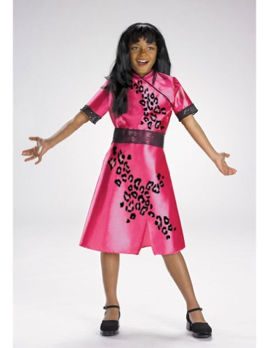 Cheetah Girls Galleria Quality Costume: Girl's Size 4-6 for $<!--$8.61-->