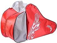 Skate Bag - Bag to Carry Ice Skates,Roller Skates,Inline Skates for Kids/Adult,C