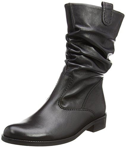Gabor Ladies Comfort Sport Boots Nero (57 Schw (micro / S.schw))