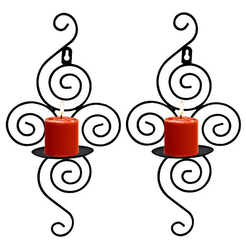 Elegant Candle Sconces
