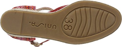 Women's Cubero Red Espadrilles Red ks Unisa BdfqYB