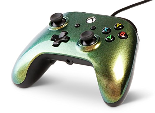 41VNqc0CFxL - PowerA Enhanced Wired Controller for Xbox One - Cosmos Nova - Xbox One