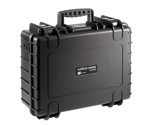 [국내 정규품] B&W Internatinal 방수 하드 케이스 OUTDOOR CASES TYPE5000 스펀지 타입 BW0008