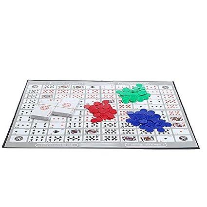 YYC-057 tarjeta de estrategia de secuencias de desafío para juegos ...