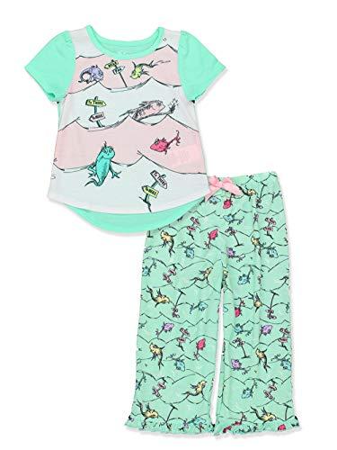 Dr. Seuss One Fish Two Fish Toddler Girls