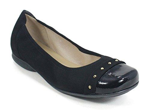 Flats Sabrinas Sabrinas Versatile Versatile Black 5qHIqTC