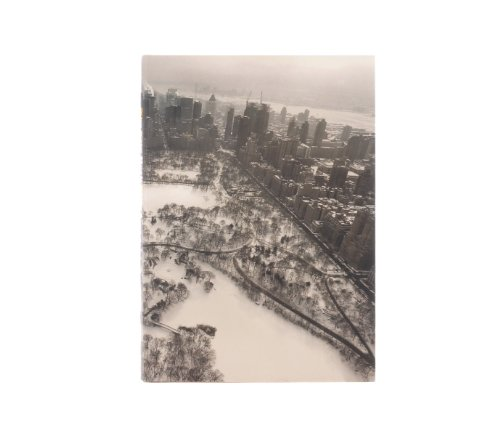 (The New York Times Central Park After A Blizzard 2003 Pocket Notebook, 3.75 x 5.5 Inches (01004))