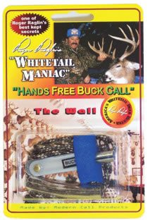 Hands Free Call Deer (Whitetail Maniac ~ Hands Free Buck Call ~ Deer Hunting Calls By Roger Raglin)