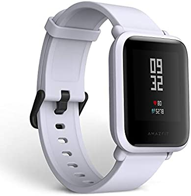 Xiaomi Huami Amazfit Bip Smart Watch Blanco cloud: Xiaomi: Amazon ...