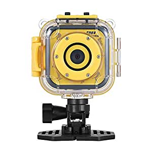 Underwater Digital Camera,1.3 MP,Other Optical Zoom and 1.7 Inch Screen - 720P