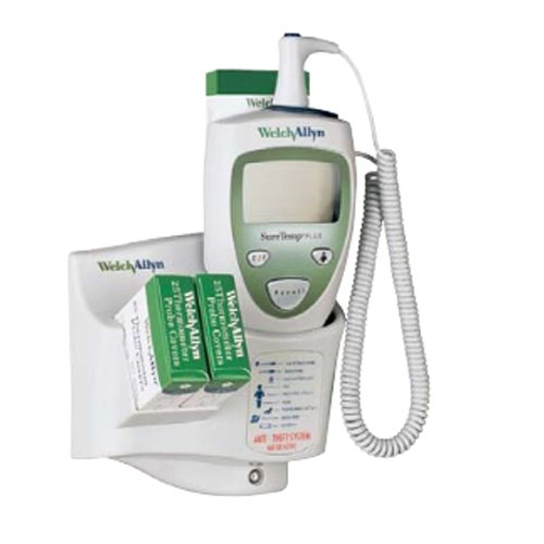 Welch Allyn SureTemp Plus 690 Electronic Thermometer with Wall Mount and 9ft Oral Probe by Welch Allyn