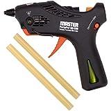 Master Appliance GG-200 PortaPro Professional Lightweight Cordless High Temperature Hotmelt Glue Gun with 2 General Purpose Sticks