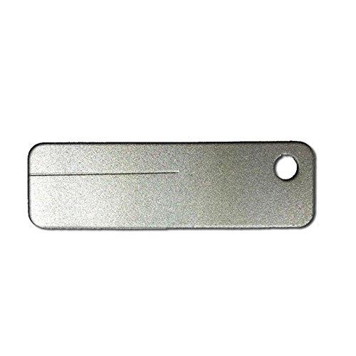 1 pcs bolsillo afilador de diamante Afilador de piedra para al aire libre  herramienta de afilar 784964a7e1c8