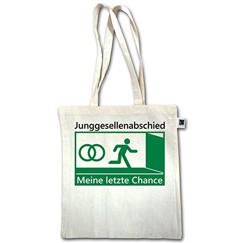 Jga Bachelor Party - La Mia Ultima Possibilità - Unisize - Natural - Xt600 - Jutebeutel Long Handle