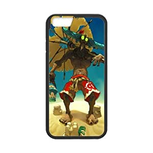 Protection Cover Amnpy iPhone 6 Plus 5.5 Inch Cell Phone Case Black wakfu game Protection Cover