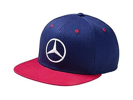 Mercedes-Benz - Gorra de béisbol - para hombre Azul azul: Amazon ...
