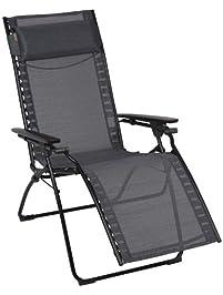 Reclining Patio Chairs Amazon Com