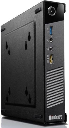 Lenovo ThinkCentre M73 - Ordenador de sobremesa (Intel Core i3-4130T 2.9 GHz,. Haz clic para obtener una vista ampliada