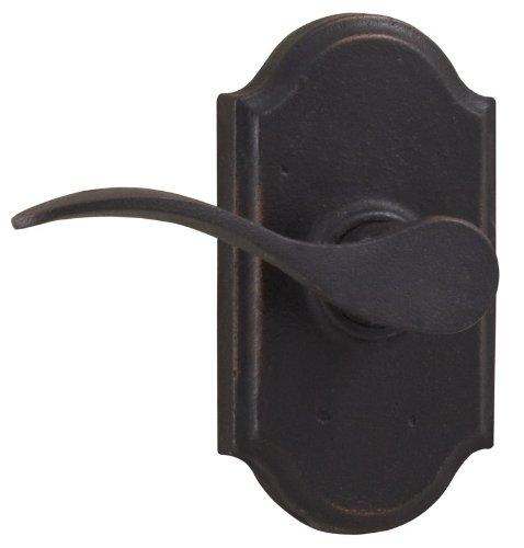 Weslock L7100H1H1SL20 Carlow Lever, Oil-Rubbed Bronze