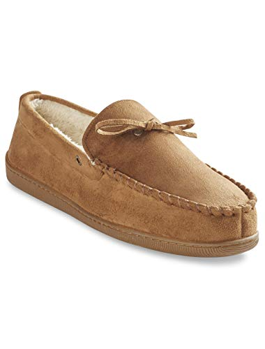 Dockers Moccasin Slippers (15/16 W, Tan)