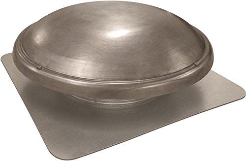 Power Roof Fans (Master Flow Erv4 Power Roof Mount Attic Fan Ventilators, 1000 Cfm, Mill)