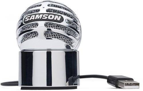 Removable Computer Section (Samson Meteorite USB Condenser Microphone)