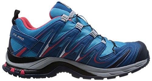 Femme De Pro b Chaussures Bleu Gtx 3d darkness Trekking Xa boss Et Salomon Blue Blau Randonnée Blue papaya z5RXwxqn
